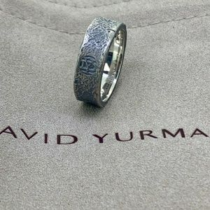 David Yurman Shipwreck Band